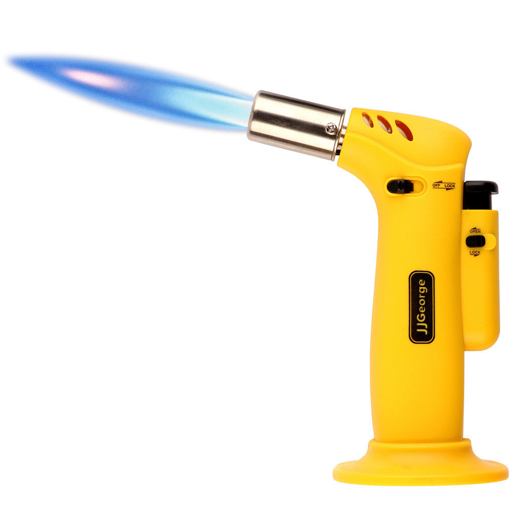 JJGeorge Yellow Jacket Culinary Torch