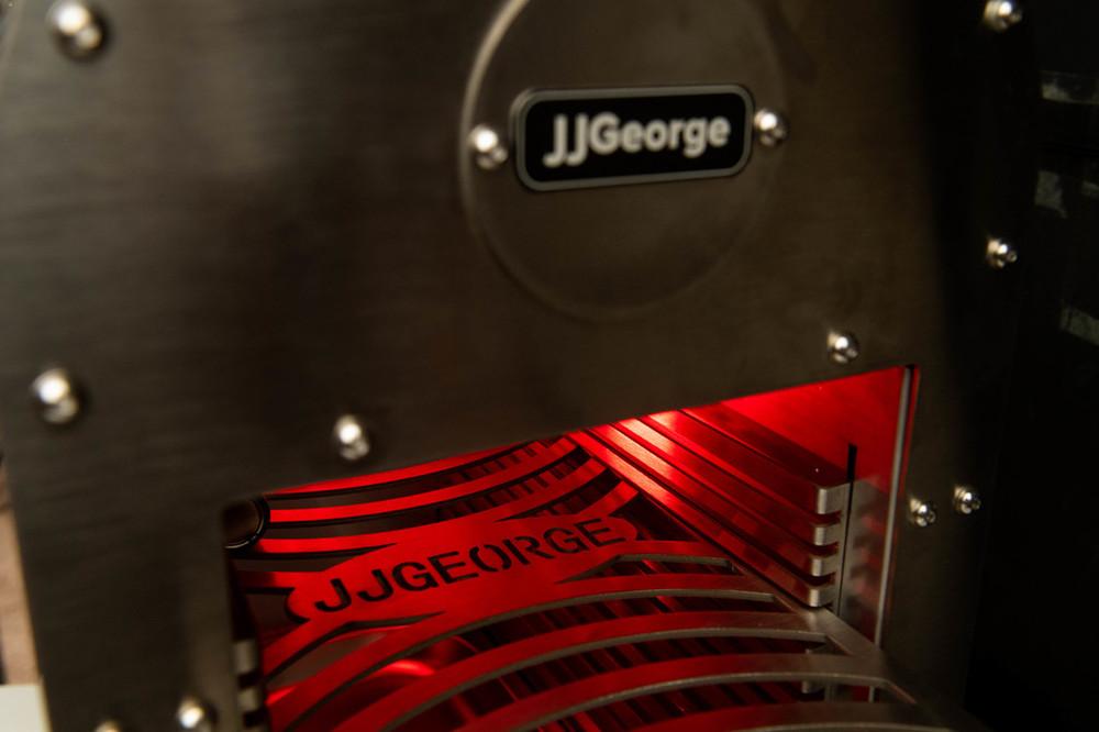 JJGeorge Salamander Oven