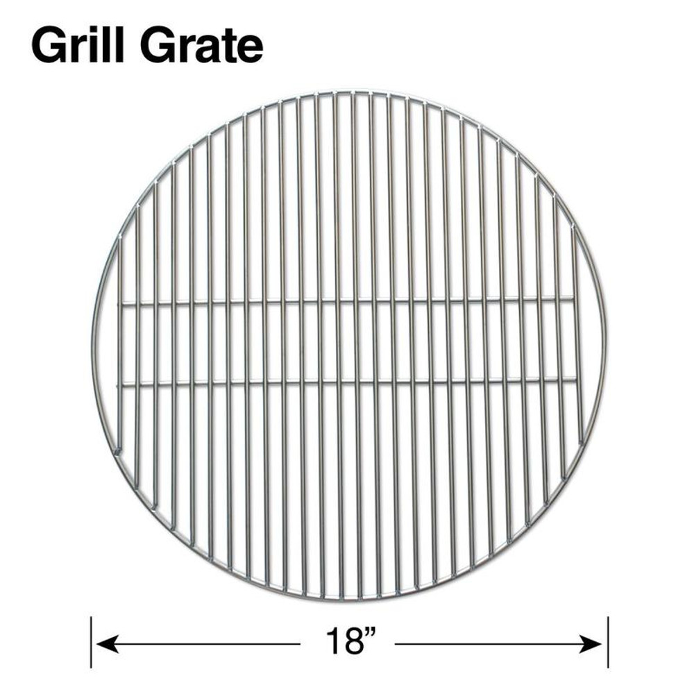 Grill Grate for Large Big Green Egg 18 inch