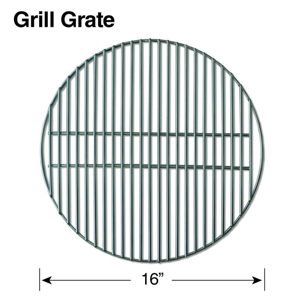 Grill Grate for Medium Big Green Egg 16 inch