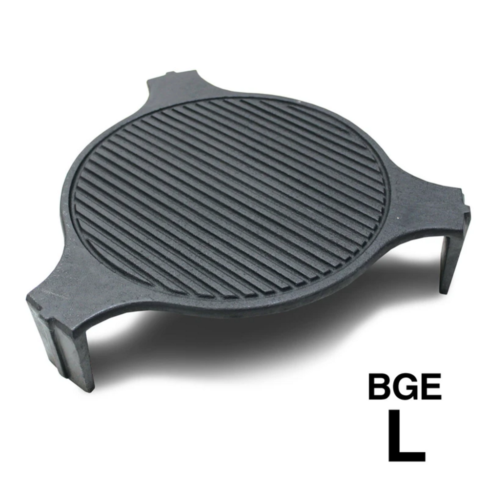 Cast Iron Plate Setter for Large Big Green Egg