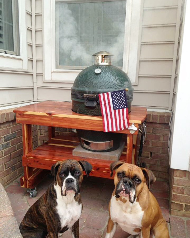 Compact Green Egg Table for Sale