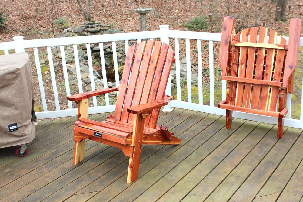 Folding Adirondack Chair JJGeorge