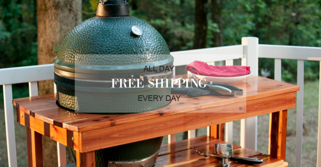 Big Green Egg/Kamado Tables