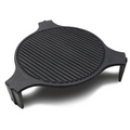 Cast Iron Heat Convector Plate for Big Green Egg