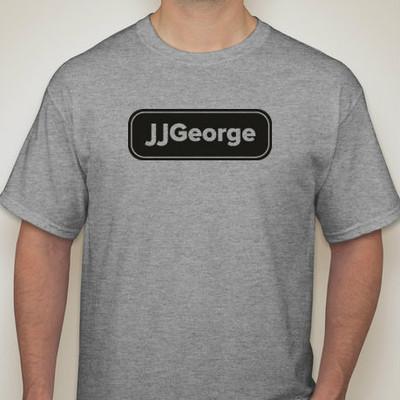 JJGeorge Logo Tee (Front)