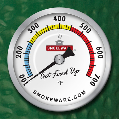 Big Green Egg Temperature Gauge