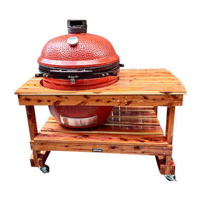 Big Joe II or III Kamado Joe table