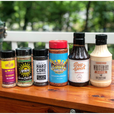 The Best Rubs and Sauces In the USA