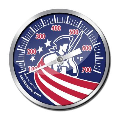 Minuteman Temp Gauge for BGE