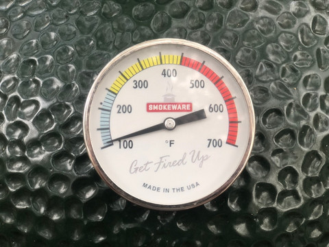 How to Calibrate the Thermometer on a Big Green Egg