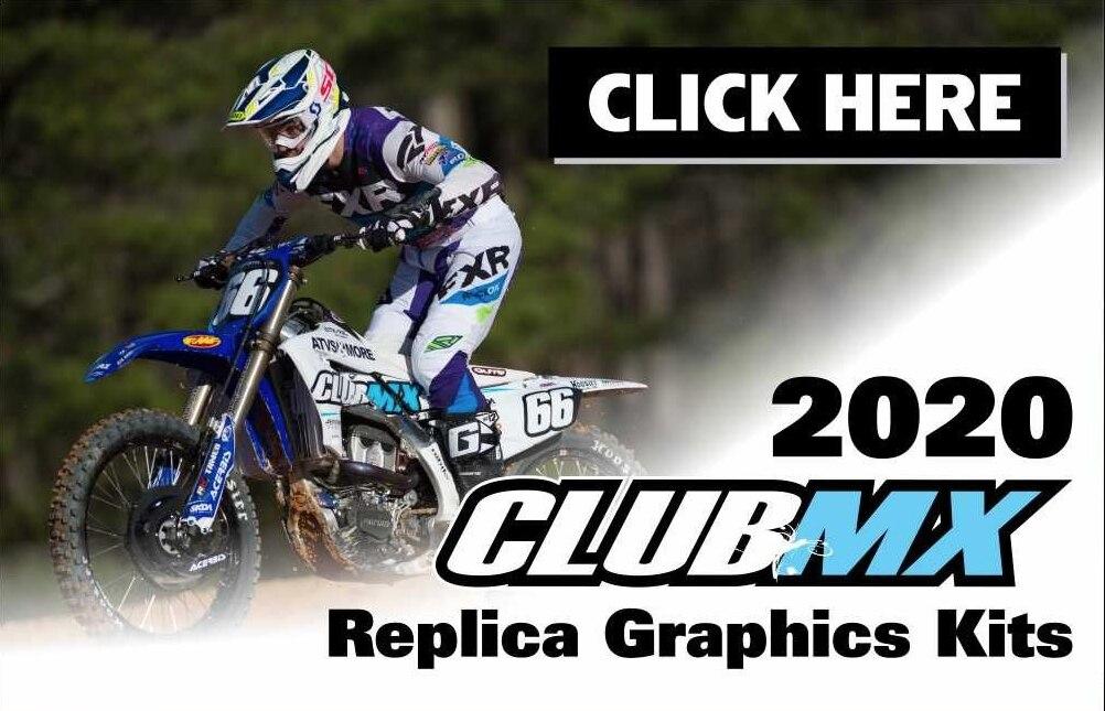 2020 CLUB MX Replica Graphics Kits
