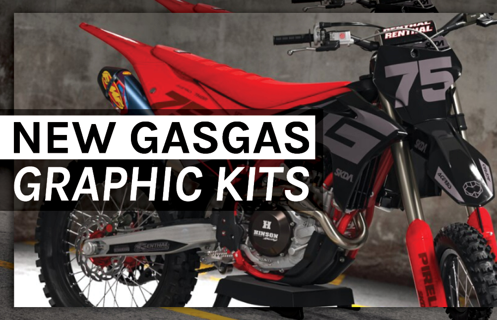 GasGas Graphics Kit
