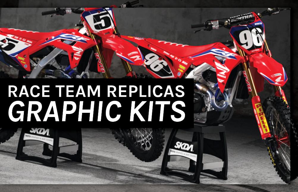 Race Team Replicas