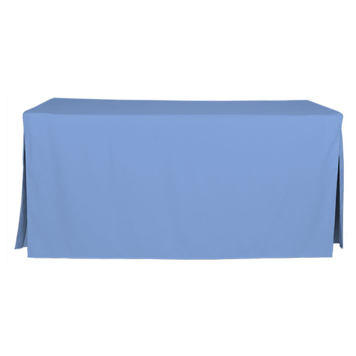 6-Foot Fitted Table Cover - Surf