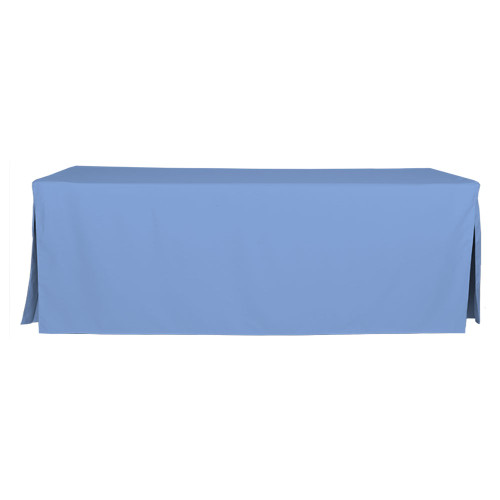 8-Foot Fitted Table Cover - Surf