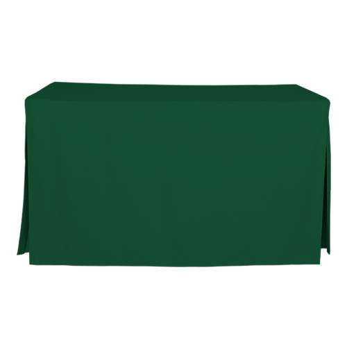 5-Foot Fitted Table Cover - Pine