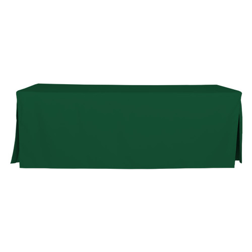 8-Foot Fitted Table Cover - Pine
