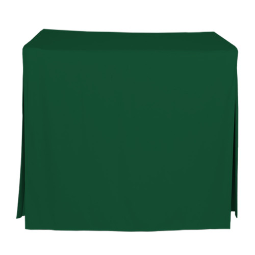 34-Inch Fitted Table Cover - Pine