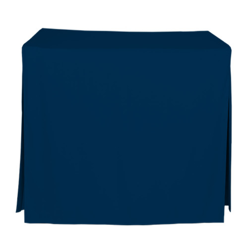 34-Inch Fitted Table Cover - Sapphire