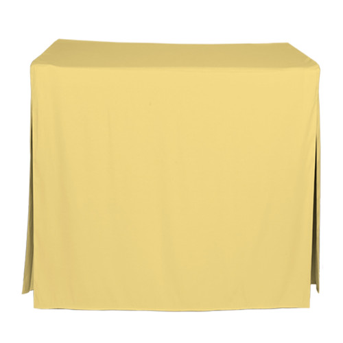 34-Inch Fitted Table Cover – Sorbet