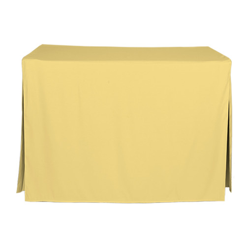 4-Foot Fitted Table Cover – Sorbet