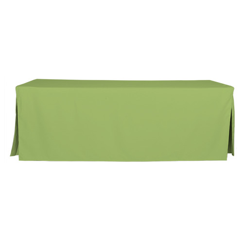 8-Foot Fitted Table Cover – Pistachio