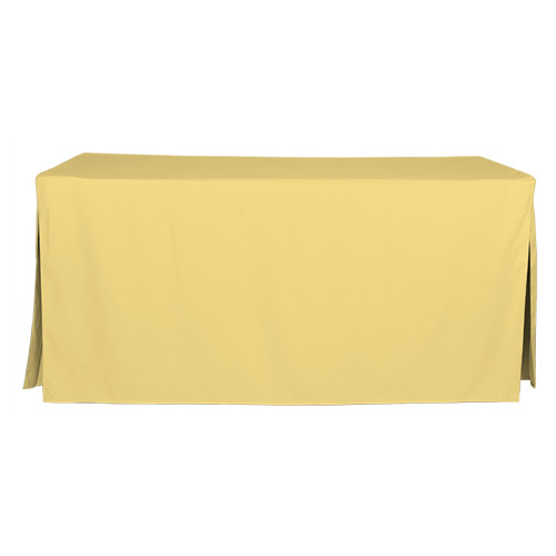 8-Foot Fitted Table Cover – Sorbet