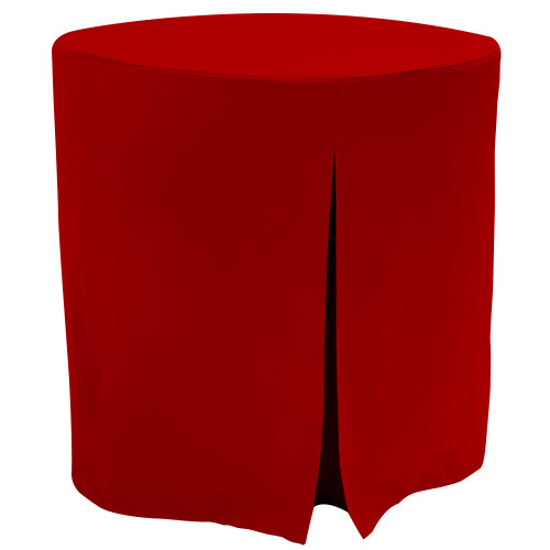 "Re-dis""COVER"" a favorite..transform your decorator/accent table into a modern sensation!  This 30-inch fitted decorator table cover is a custom-sized table cover in a fashionable signature solid. The decorator table cover is made from 100% woven polyester and premium thread count fabric. The stitched edges create a custom look while to-the-floor coverage neatly disguised table legs.   The 30"" decorator table cover is the most precise table cloth design, specially made for the popular decorator table. It's great for showcasing in the bedroom, living room, second home, rental properties, guest home, first home, apartment or at the office. The genius design of decorator table cover allows for the pleats to be used front to back or side to side. Featuring washable, premium fabric that can be reused over and over again. Tablevogue decorator table covers offer the luxury of choosing between a modern, clean fit or an embellished, unique look when you add tassels, ribbon, toppers or more.   The 30"" decorator table cover is a great, all-purpose, multi-functional table cloth size. Decorator tables make for great corner tables, food and drink stations at parties and events, night desks and so much more. It's one of the most popular table sizes used for a variety of events and features an ergonomic design. Many decorator tables might be old and shabby - give your trusty decorator new life with the Tablevogue's 30"" decorator table cloth, specially designed to hide the old table underneath, turning it into a chic, stylish addition to your home or event decor.   Dimensions: 30"" diameter x 30"" high, fits a standard 30-inch decorator table.  Care Instructions: 100% Polyester, Machine wash warm, No or low tumble dry.   Re-dis""COVER"" a favorite..transform your decorator/accent table into a modern sensation!  This 30-inch fitted decorator table cover is a custom-sized table cover in a fashionable signature solid. The decorator table cover is made from 100% woven polyester and premium thread count fabric. The stitched edges create a custom look while to-the-floor coverage neatly disguised table legs.   The 30"" decorator table cover is the most precise table cloth design, specially made for the popular decorator table. It's great for showcasing in the bedroom, living room, second home, rental properties, guest home, first home, apartment or at the office. The genius design of decorator table cover allows for the pleats to be used front to back or side to side. Featuring washable, premium fabric that can be reused over and over again. Tablevogue decorator table covers offer the luxury of choosing between a modern, clean fit or an embellished, unique look when you add tassels, ribbon, toppers or more.   The 30"" decorator table cover is a great, all-purpose, multi-functional table cloth size. Decorator tables make for great corner tables, food and drink stations at parties and events, night desks and so much more. It's one of the most popular table sizes used for a variety of events and features an ergonomic design. Many decorator tables might be old and shabby - give your trusty decorator new life with the Tablevogue's 30"" decorator table cloth, specially designed to hide the old table underneath, turning it into a chic, stylish addition to your home or event decor.   Dimensions: 30"" diameter x 30"" high, fits a standard 30-inch decorator table.  Care Instructions: 100% Polyester, Machine wash warm, No or low tumble dry.       Re-dis""COVER"" a favorite..transform your decorator/accent table into a modern sensation!  This 30-inch fitted decorator table cover is a custom-sized table cover in a fashionable signature solid. The decorator table cover is made from 100% woven polyester and premium thread count fabric. The stitched edges create a custom look while to-the-floor coverage neatly disguised table legs.   The 30"" decorator table cover is the most precise table cloth design, specially made for the popular decorator table. It's great for showcasing in the bedroom, living room, second home, rental properties, guest home, first home, apartment or at the office. The genius design of decorator table cover allows for the pleats to be used front to back or side to side. Featuring washable, premium fabric that can be reused over and over again. Tablevogue decorator table covers offer the luxury of choosing between a modern, clean fit or an embellished, unique look when you add tassels, ribbon, toppers or more.   The 30"" decorator table cover is a great, all-purpose, multi-functional table cloth size. Decorator tables make for great corner tables, food and drink stations at parties and events, night desks and so much more. It's one of the most popular table sizes used for a variety of events and features an ergonomic design. Many decorator tables might be old and shabby - give your trusty decorator new life with the Tablevogue's 30"" decorator table cloth, specially designed to hide the old table underneath, turning it into a chic, stylish addition to your home or event decor.   Dimensions: 30"" diameter x 30"" high, fits a standard 30-inch decorator table.  Care Instructions: 100% Polyester, Machine wash warm, No or low tumble dry"