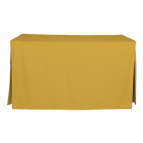 5-Foot Fitted Table Cover - Mimosa