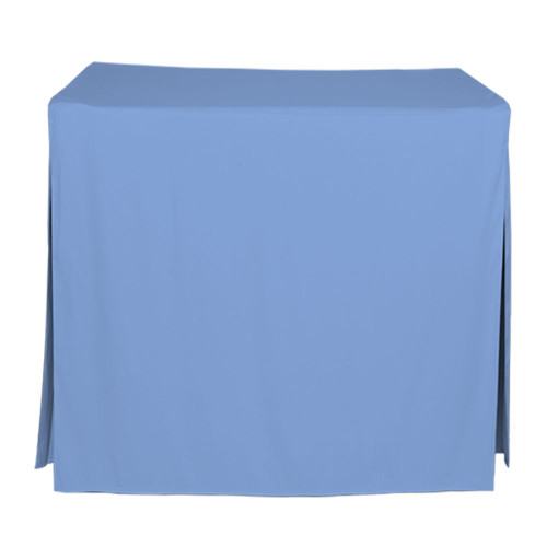 34-Inch Fitted Table Cover - Surf