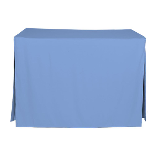 4-Foot Fitted Table Cover - Surf
