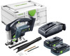 Festool Cordless Pendulum Jigsaw PSBC 420 Sets