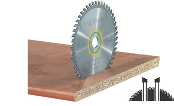 Festool Fine Tooth Cross-cut Saw Blade For AT 65 Plunge Cut Saw - 48 Tooth (486297)