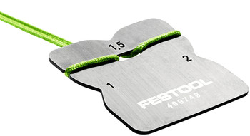 Festool Radius Scraper for edge banding - KA 65 (499749)