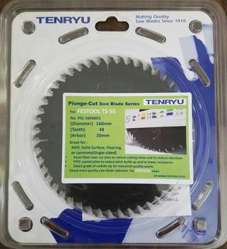 Tenryu PSL-16048D2 Laminate Flooring (Fits Festool TS 55)