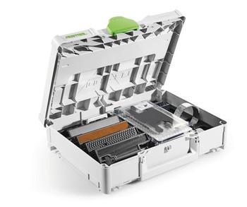 Festool Carvex Jigsaw Accessory Kit IMPERIAL (576790)