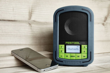 Festool SYSROCK Jobsite Bluetooth Radio BR 10 (200184)