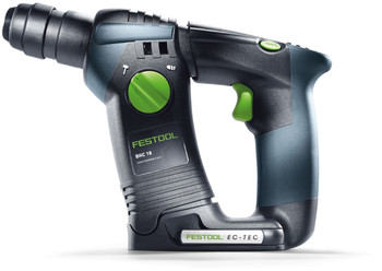 Festool Cordless Hammerdrill BHC 18 Li (BASIC) (564621)