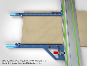 TSO TPG-30 Parallel Guide System Set (61-364)
