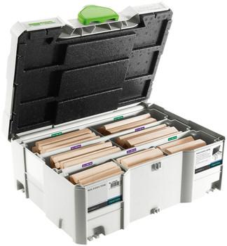 Festool Domino XL Joiner DF 700 Set With Festool Domino Asst. Sys 12/14 DF700 (498205)