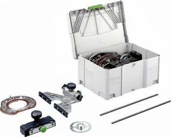 Festool OF 2200 EB Router IMPERIAL (574689) With OF 2200 Accessory Kit (Imperial) (497656)