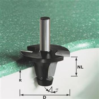 Festool Basin bit w/bear HW 53mm 18