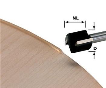 Festool Cutter edge trimming HW D19/16