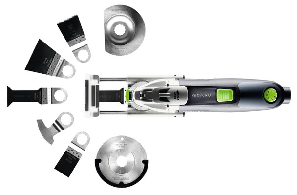 Festool Vecturo OS 400 EQ SET (575358)