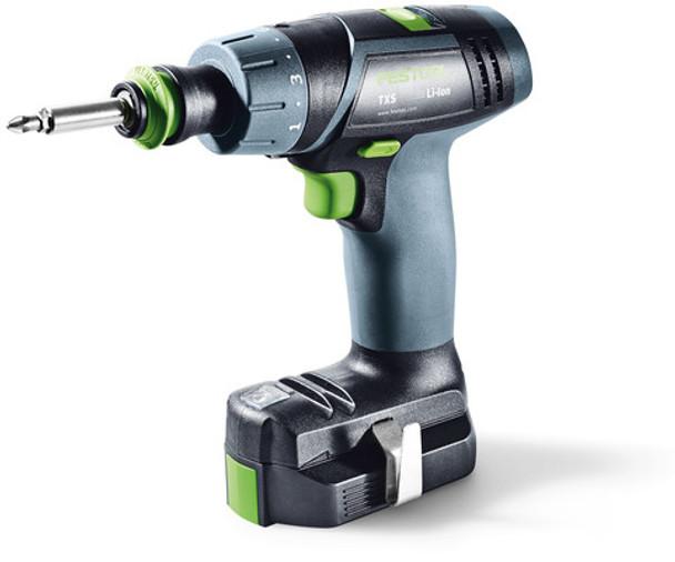 Festool TXS Cordless Drill SET (564514)
