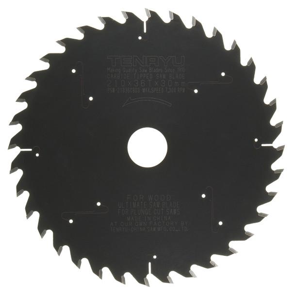 Tenryu PSW-21036CBD3 Wood Combo (Fits Festool TS 75)