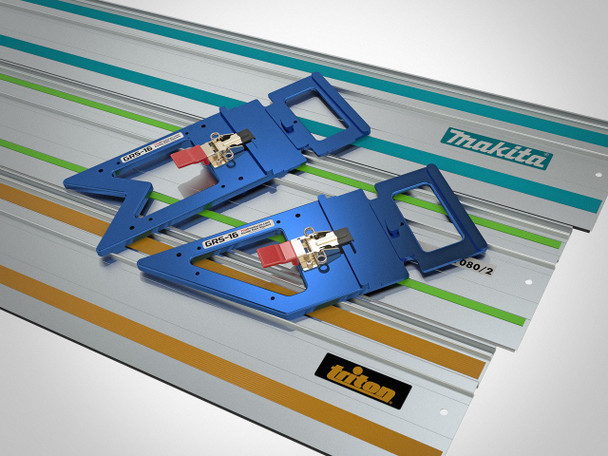 TSO Guide Rail Square Combination Set (61-233 A)