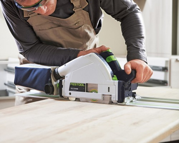 Festool TSC 55 REB-XL IMPERIAL Cordless Plunge-Cut Saw (PLUS-XL) (574686)