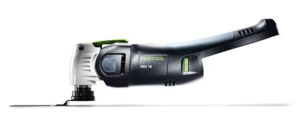 Festool Vecturo OSC 18 LI E Cordless Oscillator - Basic  (574853)